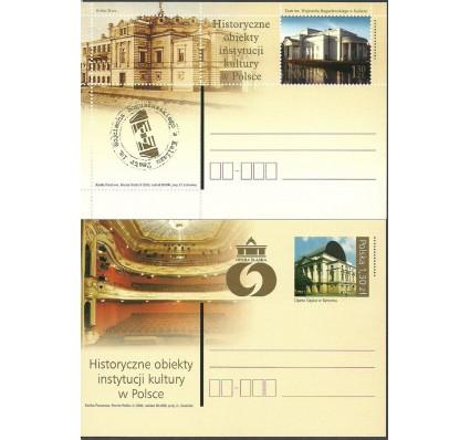 Znaczek Polska 2006 Fi 1418-1419 Całostka pocztowa