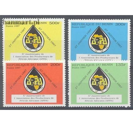 Benin 1997 Mi 985-988 Czyste **