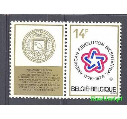 Belgia 1976 Mi zf 1849 Czyste **