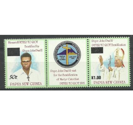 Znaczek Papua Nowa Gwinea 2001 Mi 905+742 Czyste **
