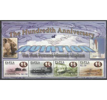 Znaczek Papua Nowa Gwinea 2003 Mi ark 1012-1015 Czyste **