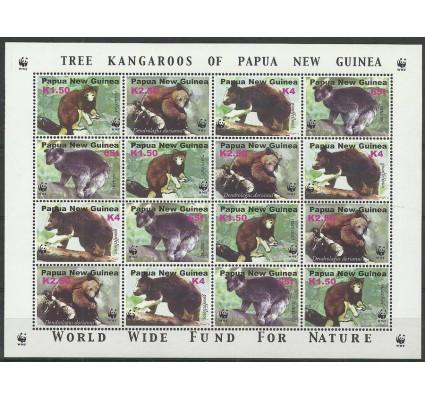 Znaczek Papua Nowa Gwinea 2003 Mi ark 1017-1020 Czyste **