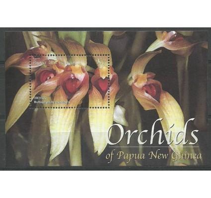 Znaczek Papua Nowa Gwinea 2002 Mi bl 24 Czyste **