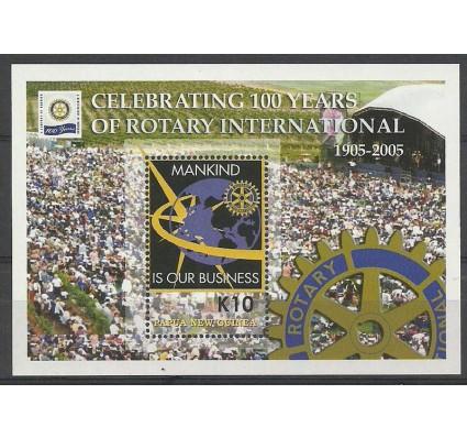 Znaczek Papua Nowa Gwinea 2005 Mi bl 32 Czyste **