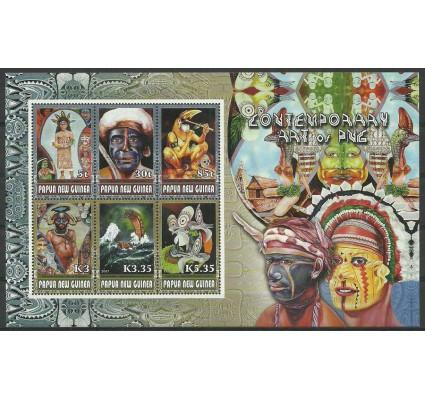 Znaczek Papua Nowa Gwinea 2007 Mi bl 51 Czyste **