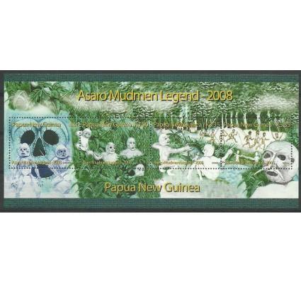 Znaczek Papua Nowa Gwinea 2008 Mi bl 54 Czyste **