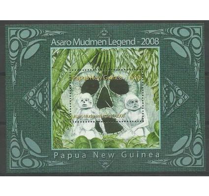 Znaczek Papua Nowa Gwinea 2008 Mi bl 55 Czyste **