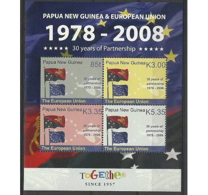 Znaczek Papua Nowa Gwinea 2008 Mi bl 59 Czyste **