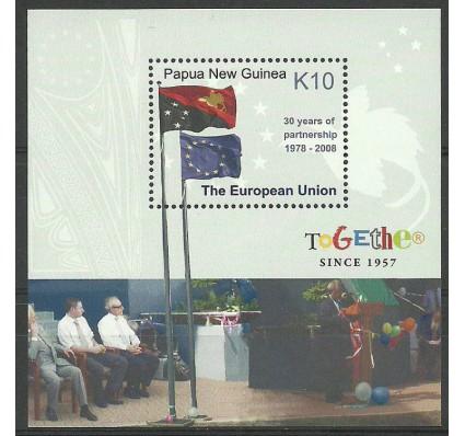 Znaczek Papua Nowa Gwinea 2008 Mi bl 60 Czyste **