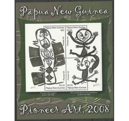 Znaczek Papua Nowa Gwinea 2008 Mi bl 61 Czyste **