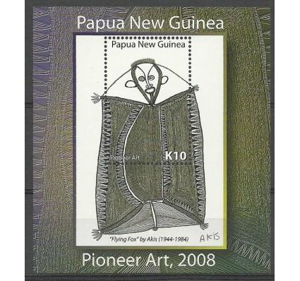 Znaczek Papua Nowa Gwinea 2008 Mi bl 62 Czyste **