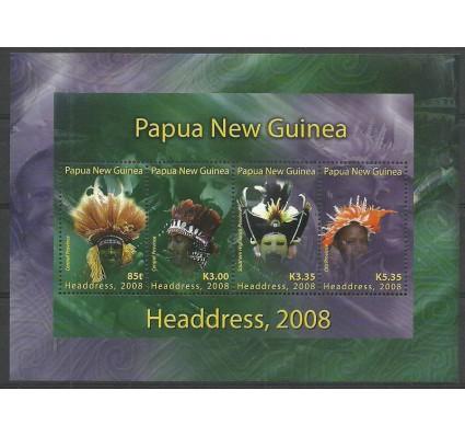 Znaczek Papua Nowa Gwinea 2008 Mi bl 63 Czyste **