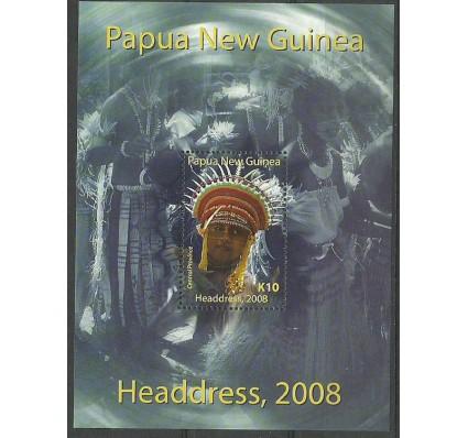 Znaczek Papua Nowa Gwinea 2008 Mi bl 64 Czyste **