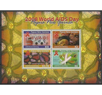 Znaczek Papua Nowa Gwinea 2008 Mi bl 71 Czyste **