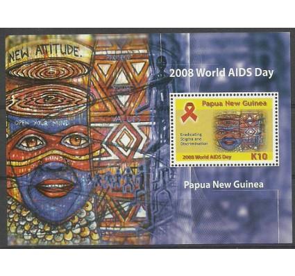 Znaczek Papua Nowa Gwinea 2008 Mi bl 72 Czyste **