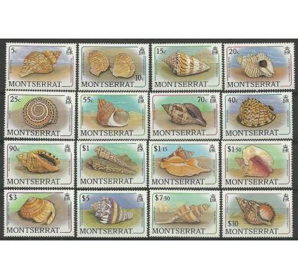 Znaczek Montserrat 1988 Mi 710-725 Z podlepką *
