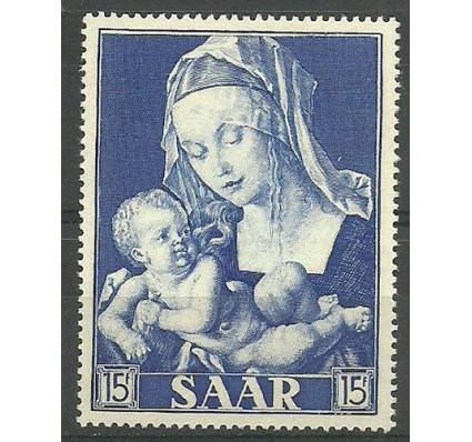 Znaczek Saara 1954 Mi 353 Czyste **