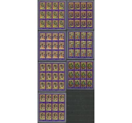 Znaczek Gwinea Równikowa 1972 Mi ark 46-52 Czyste **