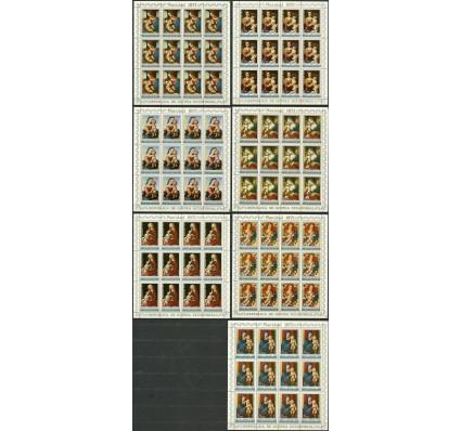 Znaczek Gwinea Równikowa 1972 Mi ark 37-43 Czyste **