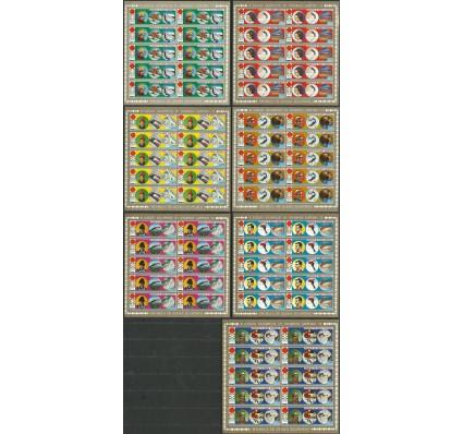 Znaczek Gwinea Równikowa 1972 Mi ark 27-33 Czyste **