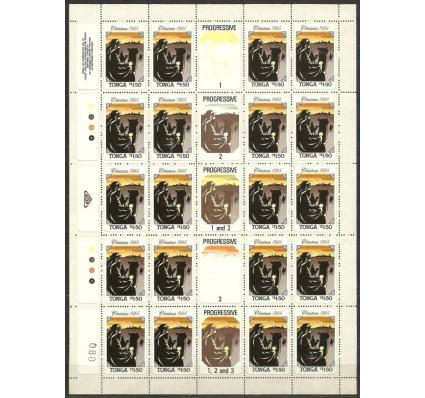 Znaczek Tonga 1985 Mi ark 930 Czyste **