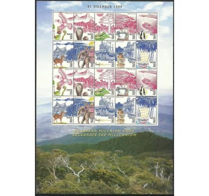 Znaczek Malezja 1999 Mi ark 835-844 Czyste **