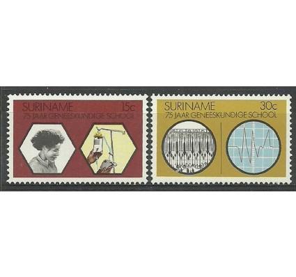 Znaczek Surinam 1974 Mi 671-672 Czyste **