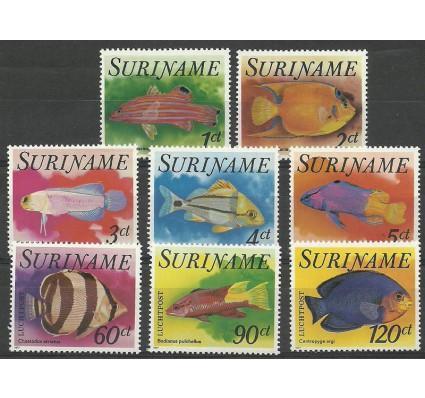 Znaczek Surinam 1977 Mi 771-778 Czyste **