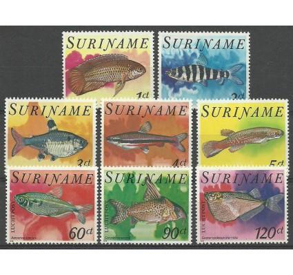 Znaczek Surinam 1978 Mi 827-834 Czyste **