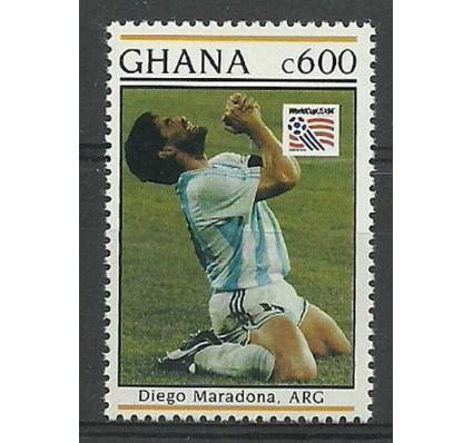 Znaczek Ghana 1993 Mi 1889 Czyste **