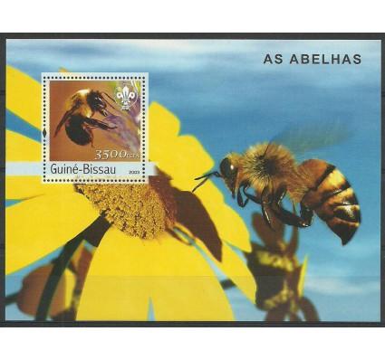 Znaczek Gwinea Bissau 2003 Mi bl 445 Czyste **