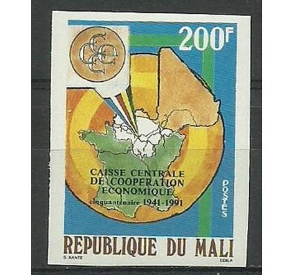 Znaczek Mali 1991 Mi 1144B Czyste **