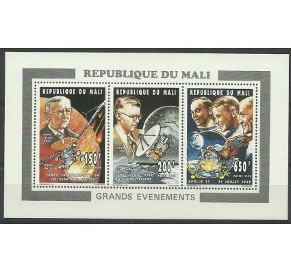 Znaczek Mali 1995 Mi ark 1337-1338+1340 Czyste **