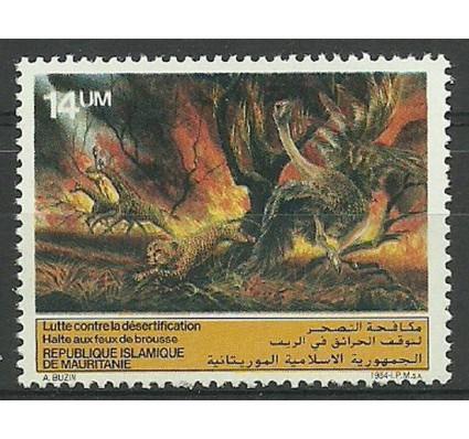 Znaczek Mauretania 1985 Mi 842 Czyste **