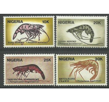 Znaczek Nigeria 1988 Mi 520-523 Czyste **