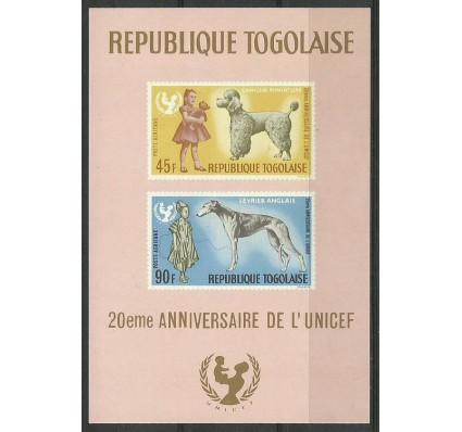 Znaczek Togo 1967 Mi bl 26 Czyste **