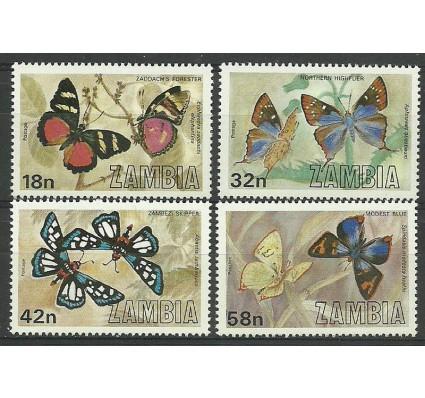 Znaczek Zambia 1980 Mi 229-232 Czyste **