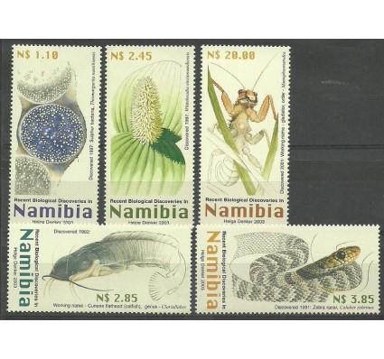Znaczek Namibia 2003 Mi 1097-1101 Czyste **