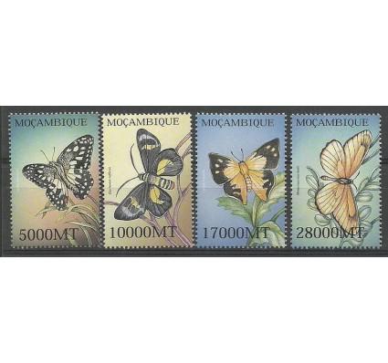 Znaczek Mozambik 2002 Mi 2302-2305 Czyste **