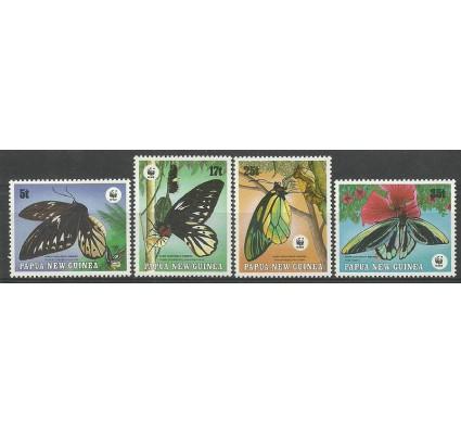 Znaczek Papua Nowa Gwinea 1988 Mi 574-577 Czyste **