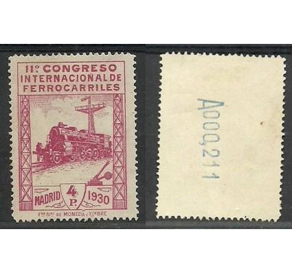 Znaczek Hiszpania 1930 Mi 455 Z podlepką *
