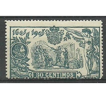 Znaczek Hiszpania 1905 Mi 224 Z podlepką *