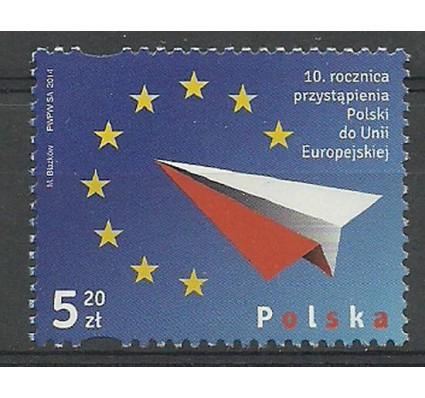 Znaczek Polska 2014 Mi 4675 Fi 4525 Czyste **
