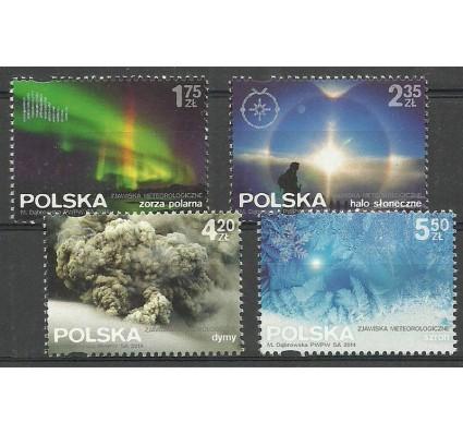 Znaczek Polska 2014 Mi 4711-4714 Fi 4561-4564 Czyste **