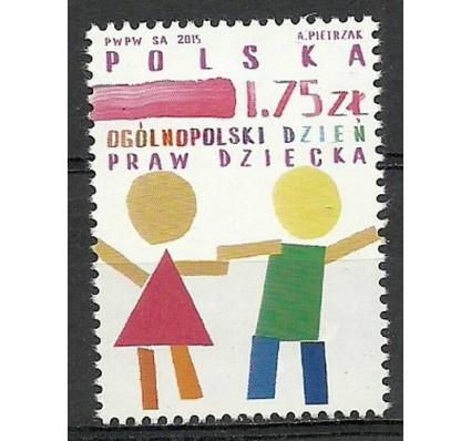 Znaczek Polska 2015 Mi 4806 Fi 4656 Czyste **