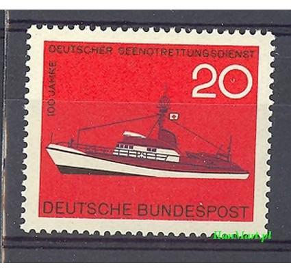 Niemcy 1965 Mi 478 Czyste **