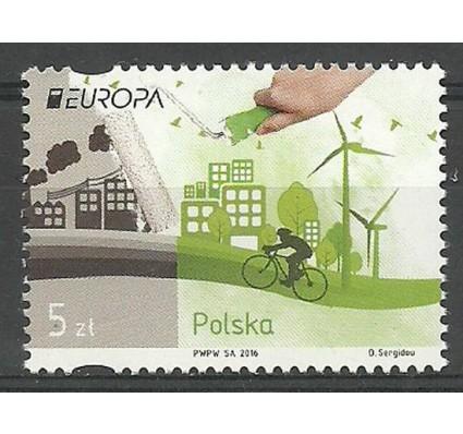 Znaczek Polska 2016 Mi 4831 Fi 4681 Czyste **