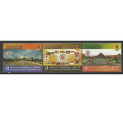 Znaczek Brunei 2013 Mi 783-785 Czyste **