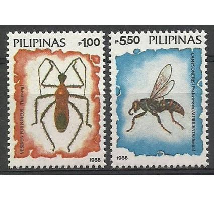 Znaczek Filipiny 1988 Mi 1849-1850 Czyste **