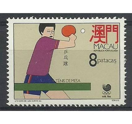 Znaczek Makau 1988 Mi 604 Czyste **